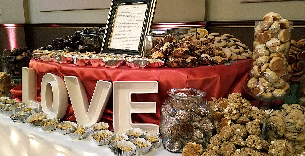 The History and Mystery of the Pittsburgh Cookie Table