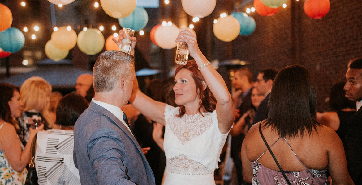 Wedding Receptions: Be Mindful of Your Guests