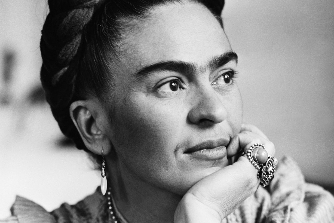 Frida Kahlo - Intimate Portrait
