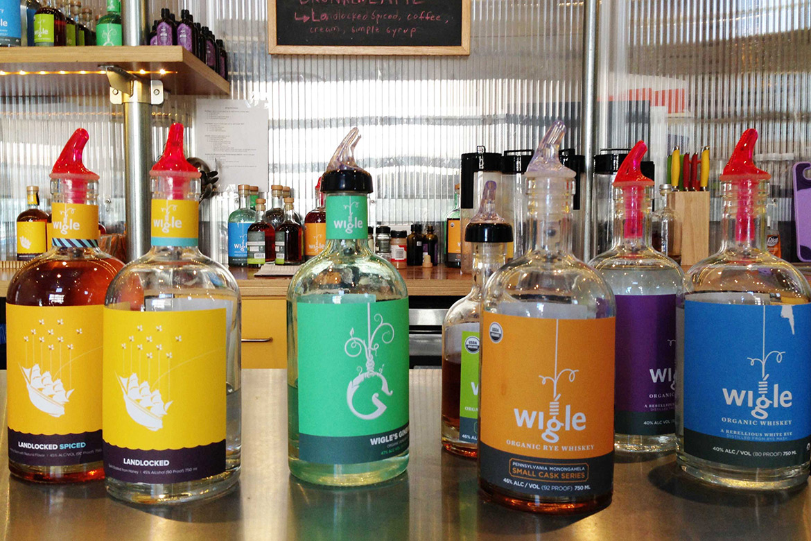 Wigle Whiskey Tour Package
